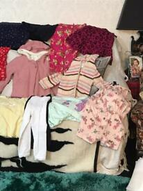 Girls 12/24 months some new , some worn once 27 items , buyer collects, £15 cash