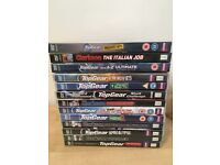 REDUCED New & Like new Top Gear and Clarkson DVD collection bundle