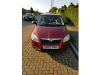 Skoda Fabia 1.4 TDI New Shape