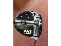 Taylormade M1 Driver & 3 Wood 2017