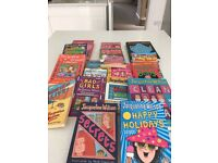 Jacqueline Wilson Books - set of 17