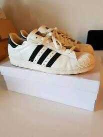 Adidas superstar 80s DLX PRICE REDUCED!!