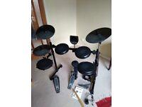 Alesis DM6 performance electronic drum set