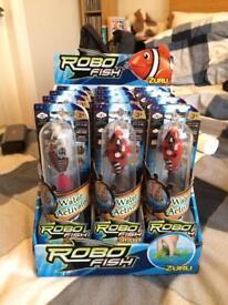 Zuru (pirate) robo fish : wholesale/individual