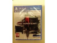 PS4 The Inpatient VR Version