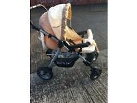 Julia baby car pram ( Pushchair)