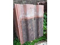 Reclaimed Roof Tiles (Approximately 500)