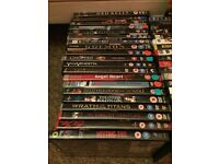 Job lot of DVDs for sale - only £10 for the lot - see list and photos