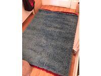 Blue- turquoise carpet for sale!