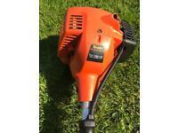 Tanaka petrol long reach hedge trimmer