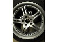 "17"" ALLOY WHEELS 112 X 5 VW T4 etc"