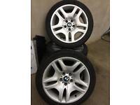 """Bmw alloy wheels 18"""""""