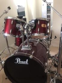 Pearl Export Fusion Kit (with extras!)