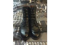 British Army Assault Boots *Good Condition* Size 7