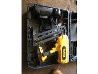 Dewalt 14.4v 2nd fix nail gun