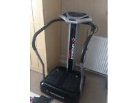 confidence fitness vibro plate
