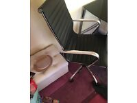 Computer Chairs and Table for sale