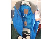 Unworn Men's Blue Gilet For Sale (BRAND NEW With Tags)