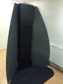 Spray Tan Extractor Fan and Booth For Beauty Salon