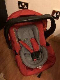 Xtreme travel system, great for out and about