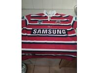 Sydney Roosters Rugby Shirt. XL