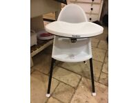 Baby Bjorn High Chair - excellent condition