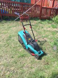 Grass Trimmer Machine