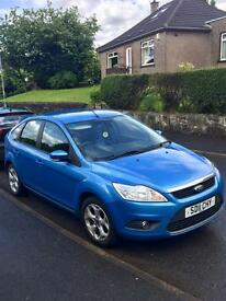 Ford Focus Sport 1.6 - 2011 plate For Sale VERY LOW MILEAGE FSH £4,150