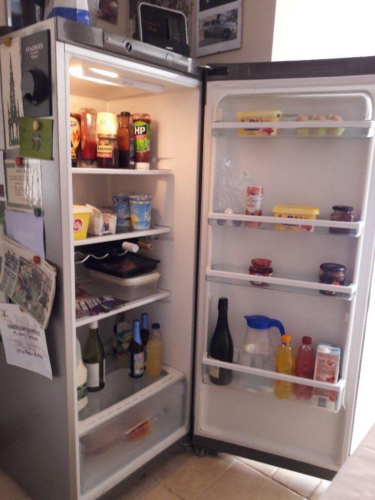 Cupboards, works tops. Fridge & Freezer