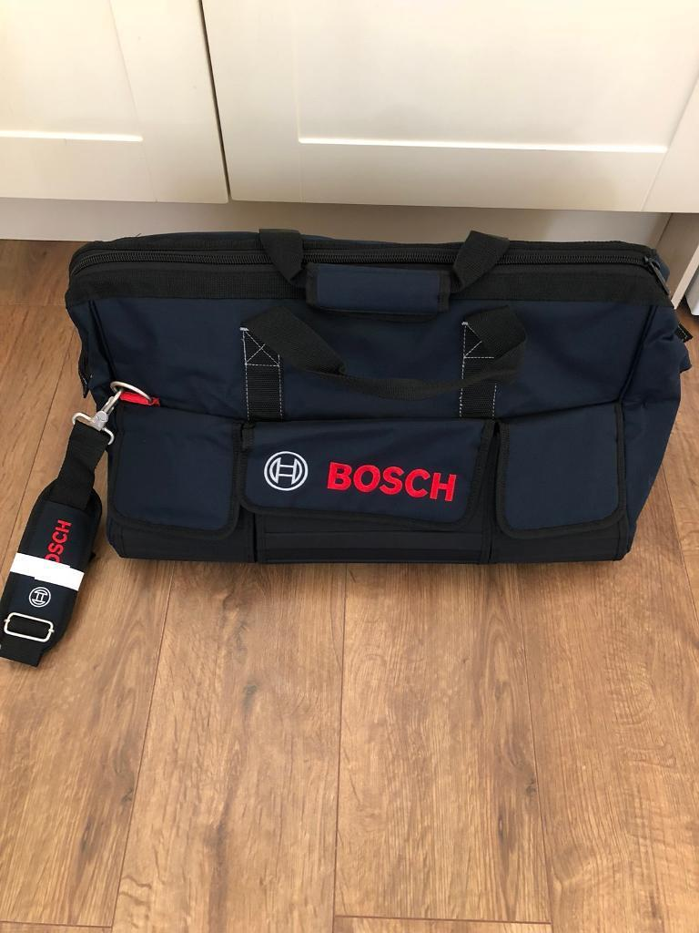 Large Bosch Tool Bag Brand New