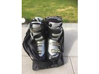 Ski Boots - Salomon Warmest 27.5