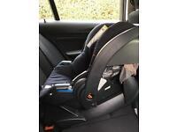 Stokke Izi Go+ Car Seat and ISO-fix base