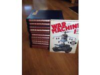 War Machine Magazine (Orbis) Vol 1-144 in 12 binders