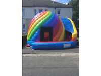 Bouncy castle hire , mascot Hire , hot tub hire