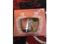 Brand new unopened Kylie darling parfume and body lotion