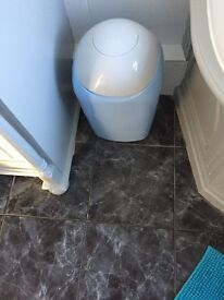 BLUE TOMMEE TIPPEE SANGENIC NAPPY BIN FOR SALE