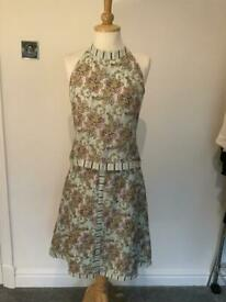 STUNNING TED BAKER TWO PIECE OUTFIT SIZE 10