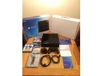 Ps4 console boxed swap