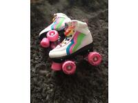Rio Roller Boots size kids 12