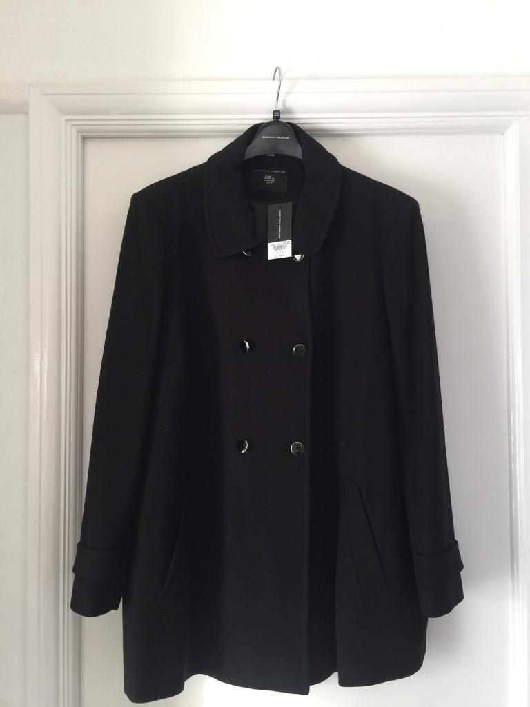 Brand new size 22 Dorothy Perkins coat