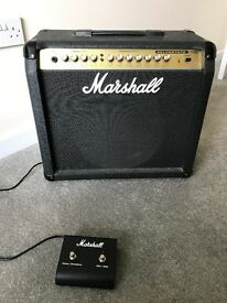 Marshall VS65R Valvestate Guitar Amp with Footswitch