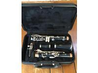 Yamaha 250 Clarinet. Excellent condition
