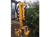 Tractor log splitter