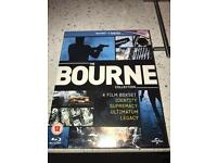 Bourne collection bluray
