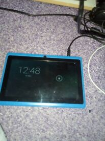 Android tablet 7 inch dual camera