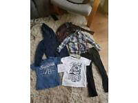 Boys clothes 4 - 5 years