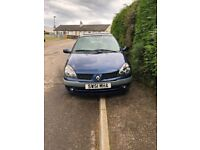 Renault Clio for sale or spares. £230