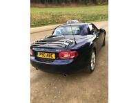 MAZDA MX5 2.0 sport 2011 model 6 speed Automatic with paddle shift 61 plate