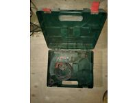 Bosch PSB 650 impact drill in carry case