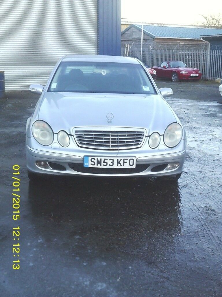 mercedes benz 220 cdi elegance 6 speed manual